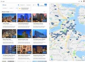Google Redesigns Hotel Search Results