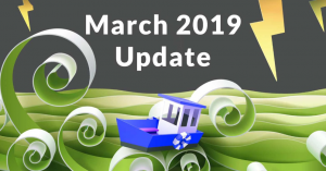 google march 2019 update