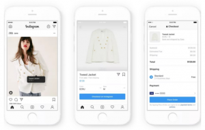 Instagram introduces in-app checkout
