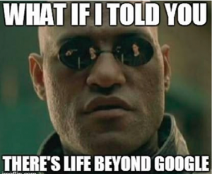 what if I told you matrix